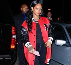 Rihanna, leçon de séduction en baskets : on pique !