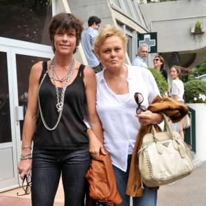 """Muriel Robin et sa compagne Anne Le Nen seront dans le téléfilm """"Passage du désir, le secret de Manta Corridor""""."""