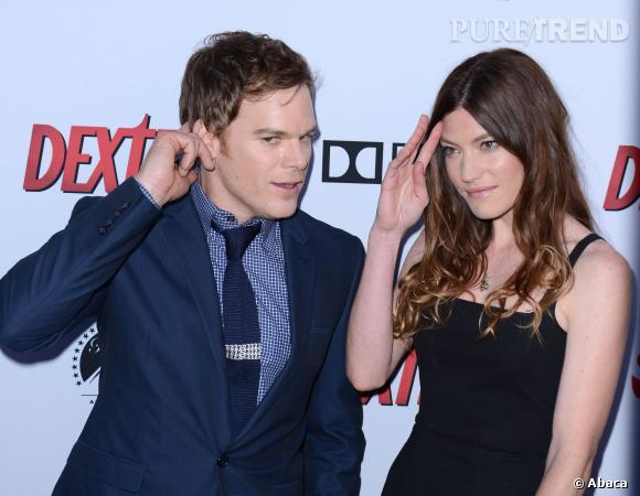 """Michael C. Hall et Jennifer Carpenter : après """"Dexter"""", ils enchaînent les projets !"""