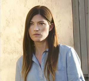 "Jennifer Carpenter, du détective dans ""Dexter"" elle passe à agent du FBI pour ""Sea of Fire""."