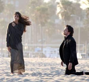 Pousse toi Freida Pinto, Christian Bale nous fait sa demande.
