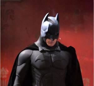 Christian Bale, c'est Batman. Ultime argument pour craquer.