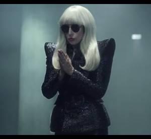 Lady Gaga relookée par Dsquared² pour sa tournée anglaise