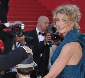 Alexandra Lamy, réalisatrice d'un film historique