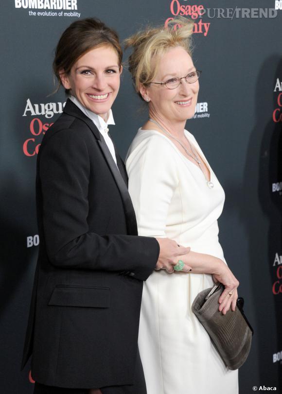 Julia Roberts et Meryl Streep... Des mamies à Hollywood !
