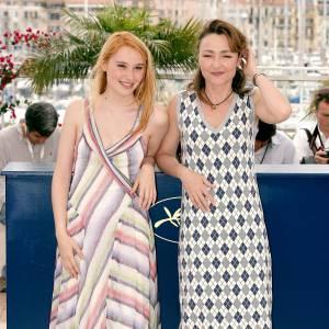 En 2006 Déborah François est de retour au festival de Cannes avec Catherine Frot pour La tourneuse de pages.