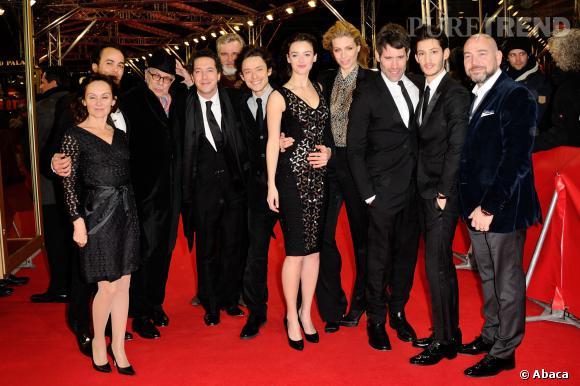 """""""Yves Saint Laurent"""" est en compétition dans la séléction """"Panorama"""" à la Berlinale 2014."""
