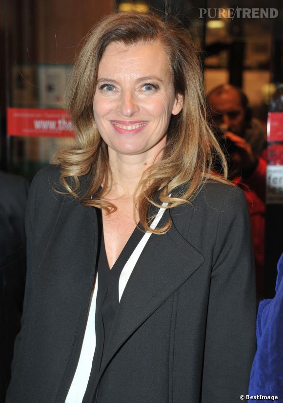 Valérie Trierweiler a reçu le soutien d'une personnalité de la télé-réalité. Oui mais laquelle ?