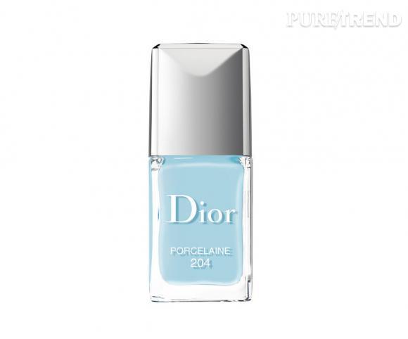 Le bleu nous fait rêver chez Dior...
