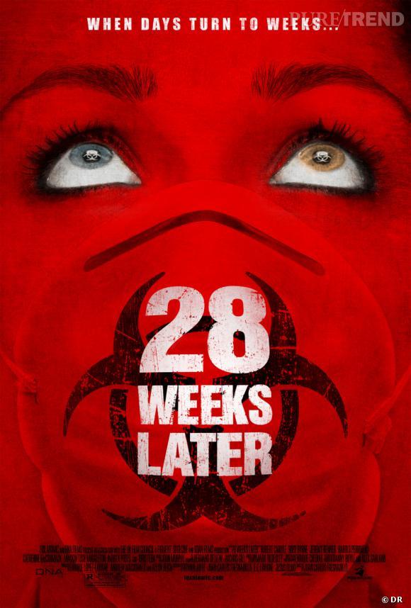 """Les meilleures et étonnantes suites de films : """"28 semaines plus tard""""."""