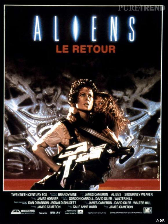 """Les meilleures et étonnantes suites de films : """"Aliens, le retour""""."""