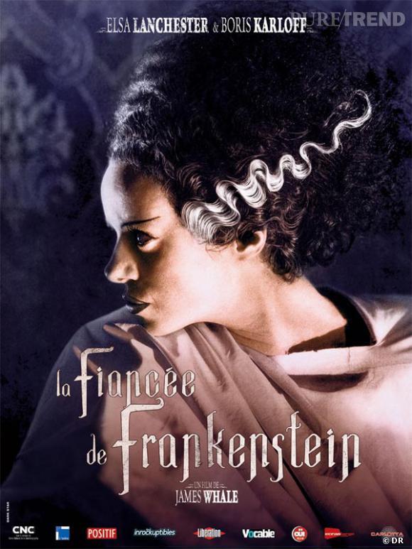 """Les meilleures et étonnantes suites de films : """"La fiancée de Frankenstein""""."""
