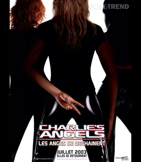 """Les meilleures et étonnantes suites de films : """"Charlie et ses drôles de dames 2""""."""