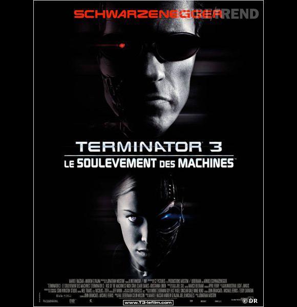 """Les meilleures et étonnantes suites de films : """"Terminator 3""""."""