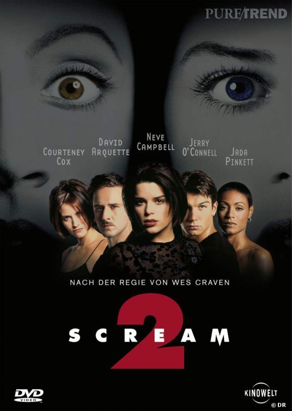 """Les meilleures et étonnantes suites de films : """"Scream 2""""."""
