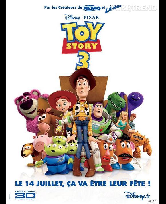 """Les meilleures et étonnantes suites de films : """"Toy Story 3""""."""