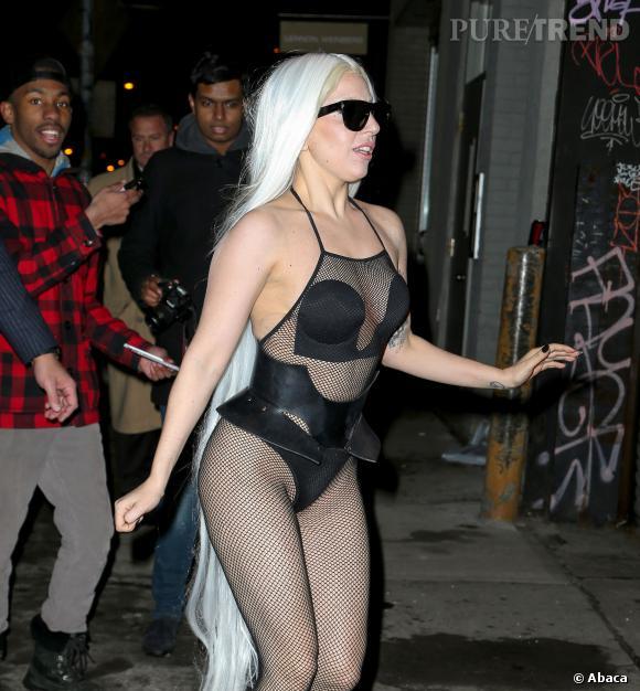 Lady Gaga nue des photos indites dvoiles Non Stop People