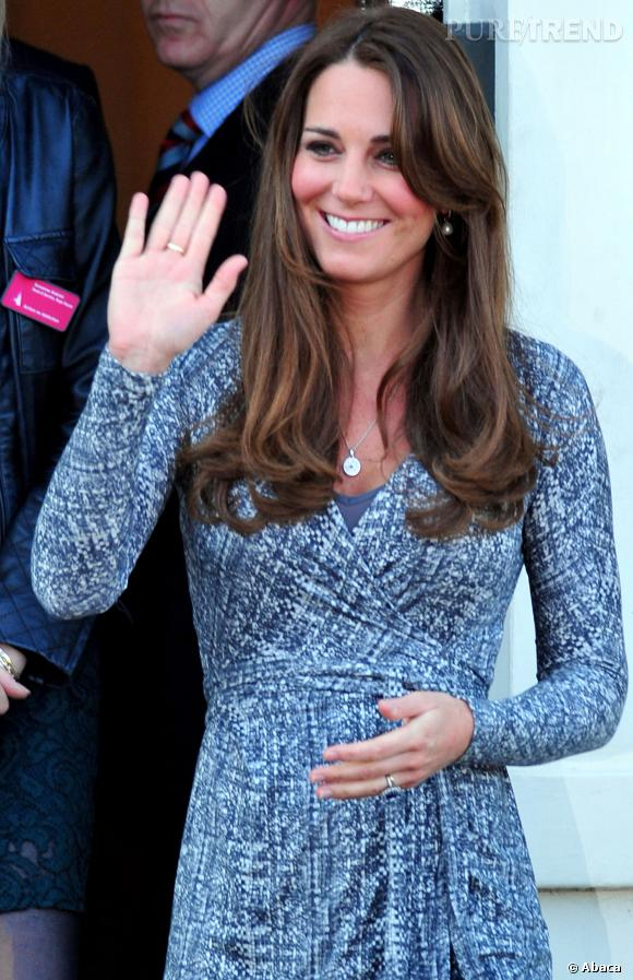 Kate middleton sous pression la princesse somm e de se for Coupe cheveux kate middleton