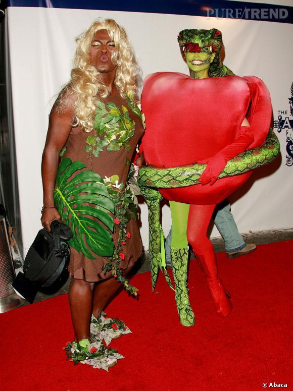 Heidi Klum et Seal avaient le chic pour porter des costumes incroyables à Halloween.