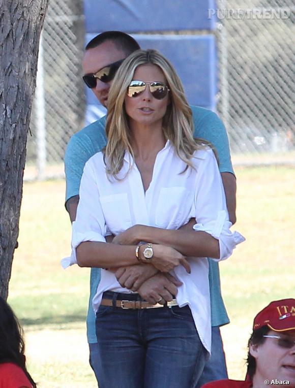 Heidi Klum a récemment dit au revoir à son ex garde du corps Martin Kristen.