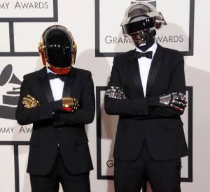 Les Daft Punk, le duo d'anonymes le plus connu de la scène musicale internationale.
