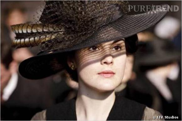 "Michelle Dockery : de ""Downton Abbey"" à ""Non-Stop""."