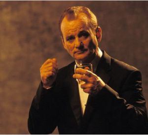 "Bill Murray, magnifique dans ""Lost In Translation""."