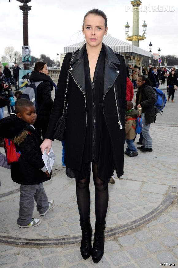 Pauline Ducruet, la princesse mode de Monaco.