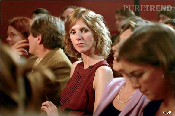 """Sandrine Kiberlain dans le film """"La vie d'artiste"""" de Marc Fitoussi."""