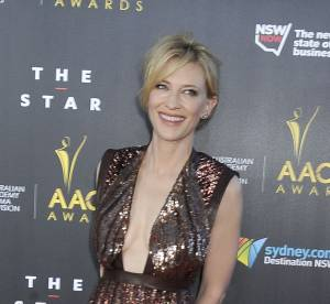 Cate Blanchett : la beauté froide d'Hollywood en 25 looks
