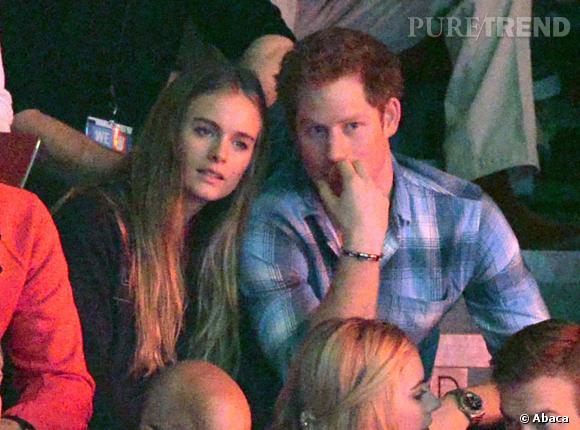 Cressida Bonas et le Prince Harry, des fiançailles en 2014 ?