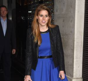 Princesse Beatrice d'York, plus mode que Kate Middleton pour Karl Lagerfeld