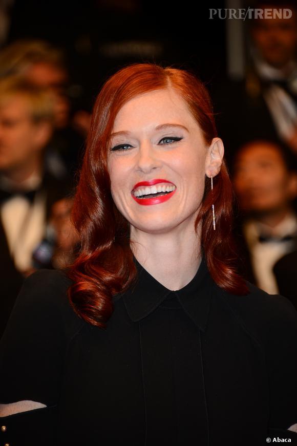 Audrey Fleurot au Festival de Cannes, le 22 mai 2013.