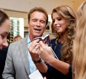 Katherine Schwarzenegger, la fille d'Arnold Schwarzenegger et de Mariah Shriver.