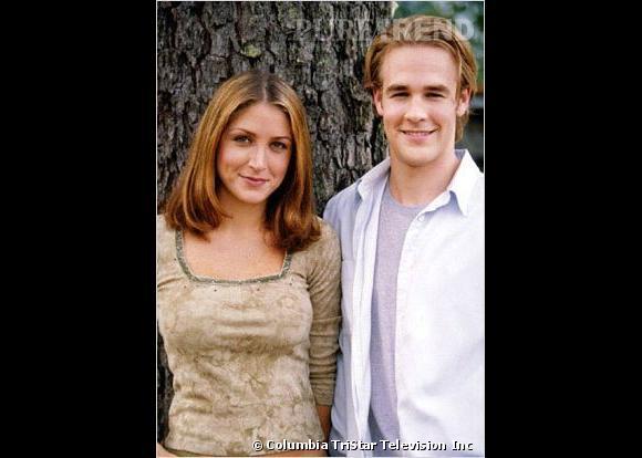 """Sasha Alexander se fait un nom en jouant les guests dans la saison 4 de """"Dawson"""" au début des années 2000."""