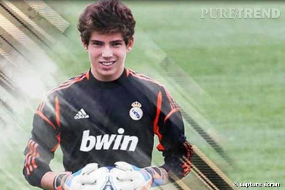 Lucas Zidane, après son frère, Enzo, il fait ses premiers pas dans l'équipe de France !