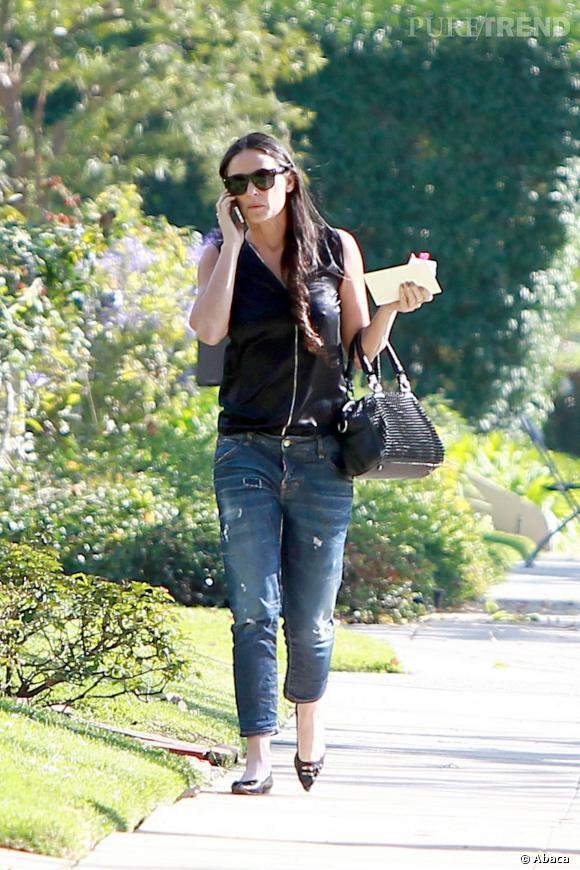 Demi Moore a téléphoné à Mila Kunis pour lui parler de l'infidélité chronique d'Ashton Kutcher.
