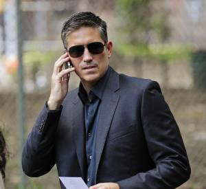Jim Caviezel alias John Reese ultra-classe sur le tournage de la série.