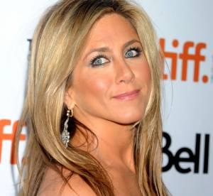 Jennifer Aniston, repérage de robe de mariée ?