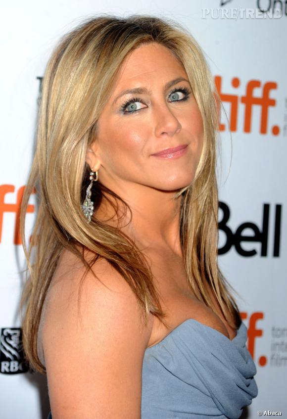 Jennifer Aniston, aperçue dans un magasin de robes de mariée à New York en mars 2014, elle fait taire les rumeurs.