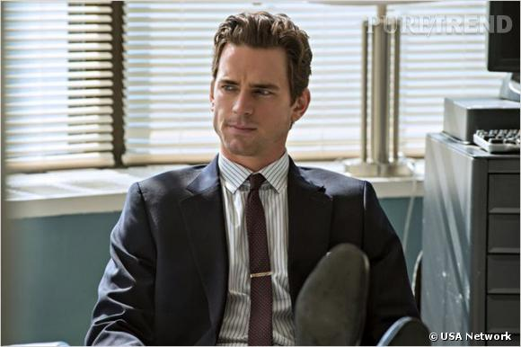 """Après 5 saisons haletantes, Neal Caffrey (joué par Matt Bomer) dira au revoir à ses fans dans une sixième et dernière saison de """"FBI : Duo très spécial""""."""