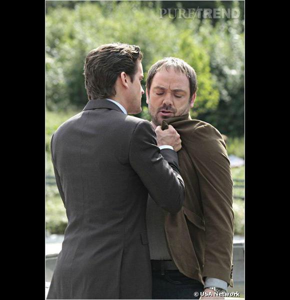 """""""FBI : Duo très spécial"""" avait accueilli un guest bien connu du petit écran : Mark Sheppard."""