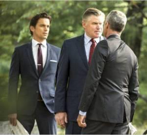 """Matt Bomer, gentleman séduisant dans """"FBI : Duo très spécial""""."""