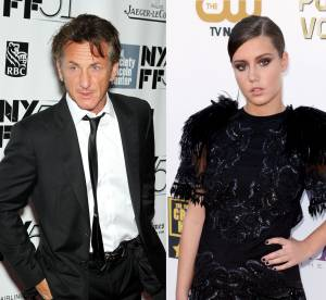 Adèle Exarchopoulos, nouveau coup de coeur pour Sean Penn ?