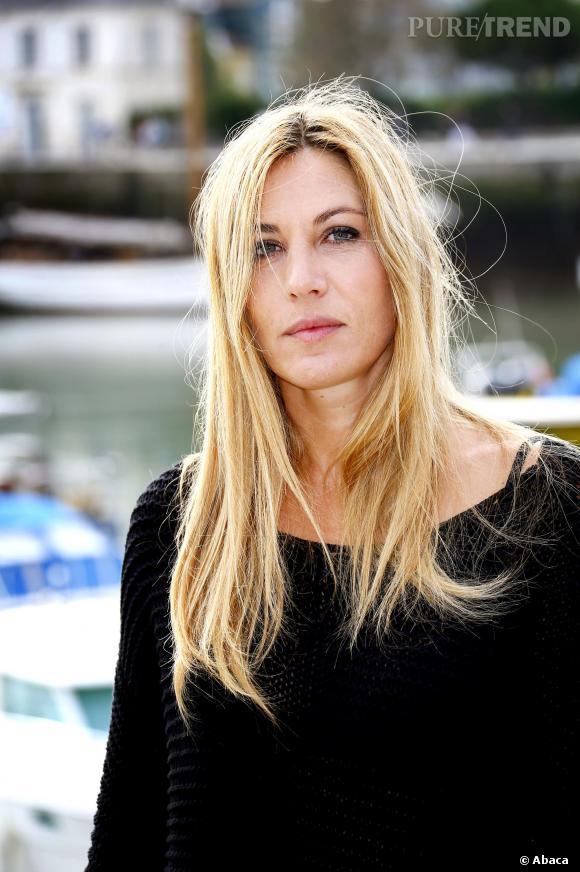 Mathilde Seigner, une actrice sans langue de bois.