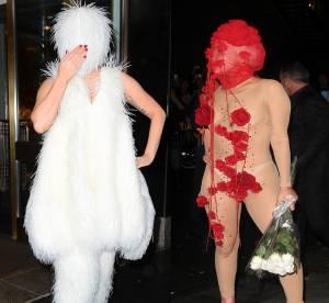 Lady Gaga : deux looks très provoc' pour fêter ses 28 ans