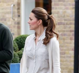 Kate Middleton : virée shopping chez Gap pour le Prince George