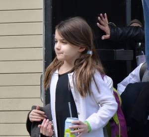 Suri Cruise, 7 ans : pour les One Direction elle est prête à tout !