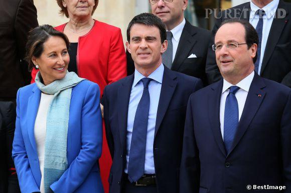 Les paparazzis traquent le moindre regard ou geste entre Ségolène Royal et son ex compagnon François Hollande.