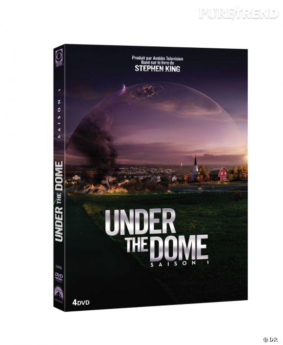 """""""Under the Dome"""", la saison 1 : 29.99 €."""